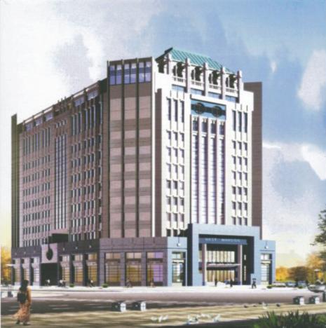 上海西部大厦